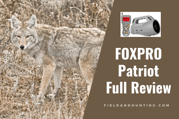 FOXPRO patriot review