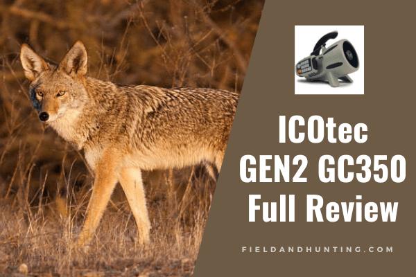 ICOtec GEN2 GC350 review
